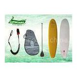 EPS core soft top sup boards , girls / big boy surfboards for beginners