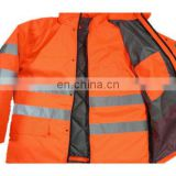 2017 pink police led safety vest from china factory KF-054