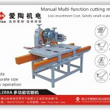 manual tile cutting machine multi function