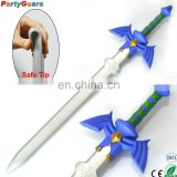 Zelda Sword bleach cosplay sword foam toy laser sword safty for cosplay
