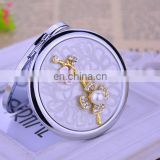 small flower makeup mirror best sellers compact mirror fashion cosmetic mirror
