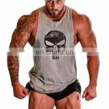 2017 New Variety Wholesale Custom Oem Men's Fashion Gym Singlets