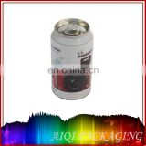 Cola metal tin box