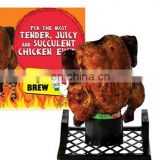 Single Beer Can Chicken Roaster Chichen Cooker Chicken Beeroaster