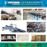 PVC Imitation/Artificial Marble Decoration Sheet/Board/Plate Making Machine with UV Coating