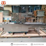Chocolate Bar Wrapping Machine 4.5 Kw Cellophane Sealing Machine