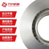 Manufacturer direct sales truck brake disc passenger car brake disc Volvo Iveco brake disc