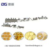 2D 3D Snacks Pallet Fryums Gol Goppa slanty Food Pellet Papad Extruder Machinery Processing Line by Jinan DG Machinery