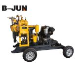 core drilling machine diamond 130m protable core drill rig