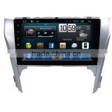 Android car radio gps navigation System with Sim card for Toyota Camry with bluetooth OBD SWC