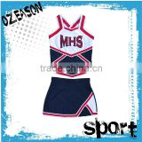 Wholesale cheer dance costumes free design cheerleading uniform