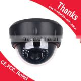 "New plastic dome camera 3.6mm board lens 1/4"" CMOS 700TVL-900TVL with IR cut hot sales dome camera"