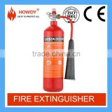 ISO9001 approval 2kg carbon dioxide fire extinguisher valve for fire fighting manufacturers in China