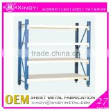 Factory sale metal display rack/heavy duty metal display rack/promotional metal display rack