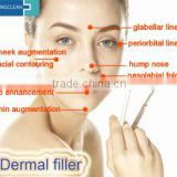 new product anti wrinkle dermal filler injection hyaluronic acid gel for plastic surgery