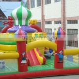 inflatable amusement park item