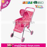 DS024754 toy wholesaler china toys cars doll accessories baby doll stroller toy
