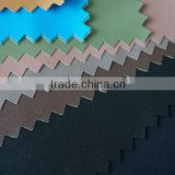 transfer dry pu coating pu jackets suede leather fabric