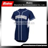 China supplier 2015 new product cheap wholesale plain baseball jerseys/plain baseball jersey/plain baseball jersey shirts