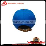 Leather Strap Back Cap,New Design Fancy Caps,Cutom wholesale 6 Panel free cotton strap snapback hats and caps