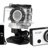 Under Water Sports Camera with TF Card Slot Support 32GB Memory Card