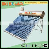 solar water heater with all vacuum tubes solar geyser