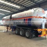 lpg gas truck trailer tank,high capacity lpg tank trailer