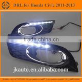 Good Price Wholesale High Power LED Super Quality Daytime Running Light for Honda Civic 2011-2013