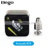 2016 New Original Geekvape Avocado RTA tank with Two post deck design