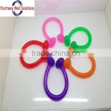 Non-toxic & High Quality Silicone Fitness Stretch Rope For Health resistance bands pull rope