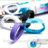 4.0+EDR Support Android 4.3 and above systems, and system IOS 7.0 Bluetooth hand ring waterproof / long standby / low radiation