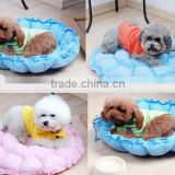New Pet Puppy Dog Cat Soft Pet Bed Sleeping Bag Warm Cushion Heart Pillow 5color 2Size 18161
