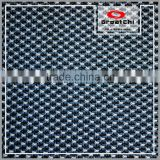 Double Color Nylon Polyesterpolyester tricot warp knitted 3d spacer air mesh fabric for sports shoes