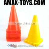 mt-006-24 20x flexible traffic safety cones cone (sport marker)
