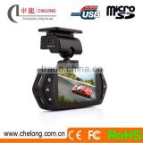 "Alibaba Supplier Ambarella A7LA50D Chipset 2.7"" 16:9 Display Car GPS Speed Camera"