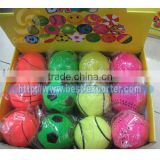 colorful natural rubber ball,sports ball