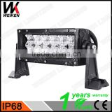 WEIKEN wholesale 5D 8 Inch 36W illuminator led grow light bar for offroad 4x4 4wd truck Auto Lighting System