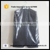 New arrival good quality LDPE clear hotel plastic laundry bag on roll,for laundry shop packing clothes