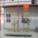 Sand bag packaging machine with large packing weight