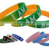 Promotional Gift for Customized Balance Power Silicone wristbands Silicone Bracelet