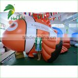 Customized High Quality PVC Giant Inflatable Goldfish / Inflatable Fish For Advertising From Hongyi