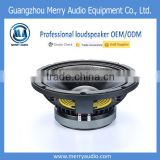 300W 65mm/2.6''VC 10 inch Hot sale 8 ohm bass speaker woofer speaker driver