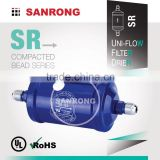 SR EK032 EK033 EK052 EK053 EK082 EK083 EK084 Steel Liquid Line Filter-Drier, Alco One Way Filter Drier