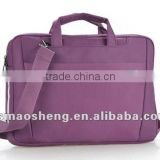 Fashion nylon laptop bag, business brief case