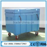 310L Insulated Dry Ice Serving box, dry ice container for blasting