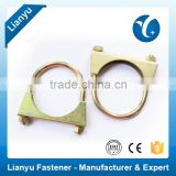 Exhaust U Band Clamp Carbon Steel China Fastener Manufacturer