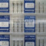 dental materials consumable material dental diamond burs for handpiece