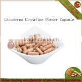 Chinese herb medicine hot sale wholesale Ganoderma lucidum lingzhi capsules
