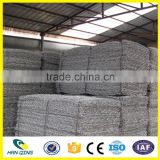 factory supplier best quality Galvanized woven gabion basket & welded gabion box in stock