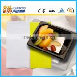 Disposable absorbent pad,PE film Material and Food Industrial Use meat absorbent pad, Absorbent pad